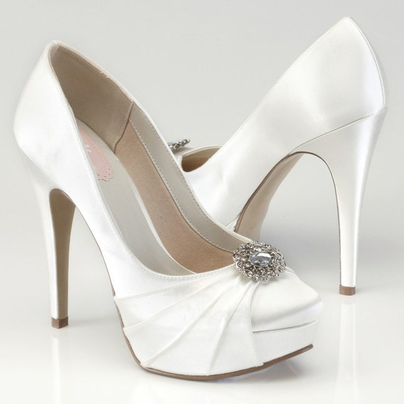 Wedding Shoes Womens Bridal Shoes Brides Shoes Shoes