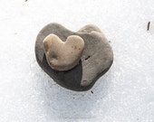 Heart Rocks, Montana Rocks, Valentine Gift, Lovers, Romantic Gift, Nature's Heart Rocks, Zen Rocks, Pocket Rocks