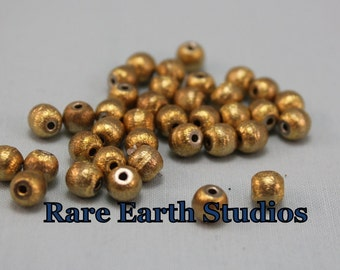 6mm Gold Beads 60215052