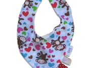 Baby Bandana Bib, Bibdana for Baby Girl