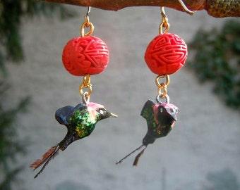 Japanese Hummingbirds