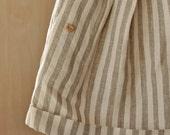 Custom color Linen Women Shorts