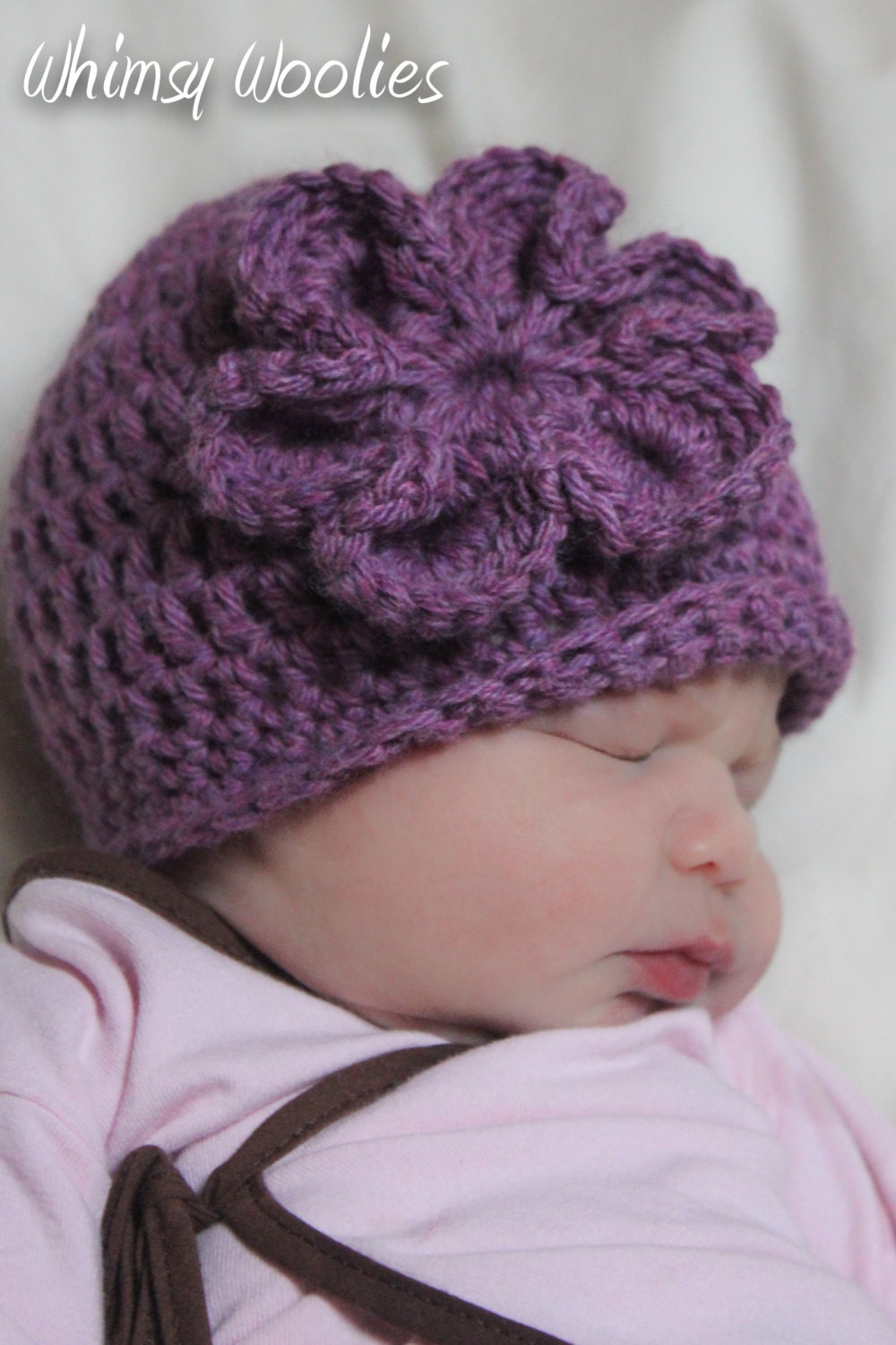 Beginner Crochet Patterns Beanie : CROCHET HaT PATTERN: Learn to Crochet Beginner Beanie with