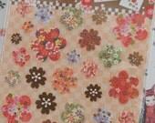 Japanese Plum flower Sticker (1 Sheet)