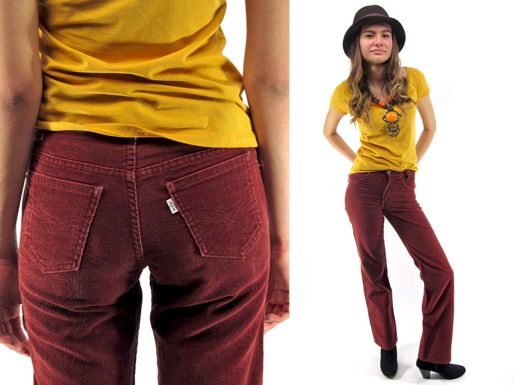 Innovative Womenu0026#39;s Clothes 90s Clothing Levis Corduroy Pants Dark Grey Corduroy Pants Cord Pants 90s ...