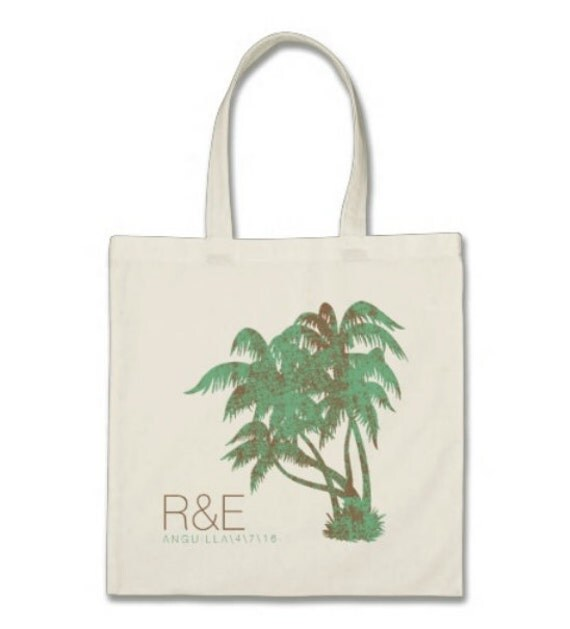Items For Wedding Gift Bag : Items similar to Beach Gift or Wedding Welcome Tote Bag or OOT Tote ...