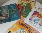 4 Pc LOT of Children's Book, Excellent Condition Books, Kids Books, Get ALL You See Here, 4 Childrens Books, Books, Large Books