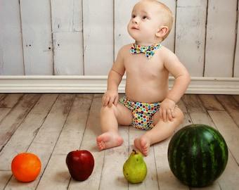 Hungry Caterpillar Diaper Cover, Boys Diaper Cover, Baby Diaper Cover, polka dot diaper cover, toddler diaper cover, child diaper cover