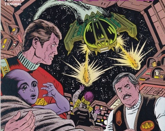 Vintage Star Trek Original Series Comic Book No 43, Feb 1993