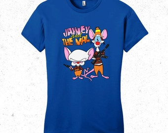 Firefly T-shirt - Pinky and the Brain T-shirt - women's