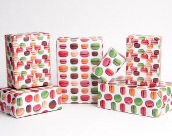 Macaron Gift Wrap