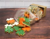 Decorated Cookies - 1 pound - Shamrocks