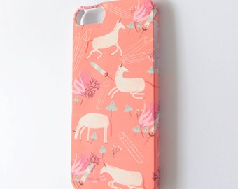 Unicorn iPhone Slim Case - iPhone Case - iPhone 5 Case -  iPhone 5s Case