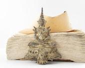 RARE Somdej Toh , Wat Phratat Buddha Emerald Thai Amulet Summer cloth - AA0011