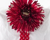 Large Flower Headband - Newborn
