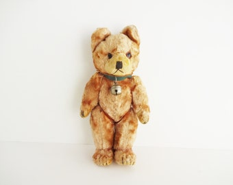 Antique Teddy Bear Stuffed Animal