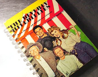 Elly May Clampett BEVERLY HILLBILLYS JOURNAL  Vintage Book Altered
