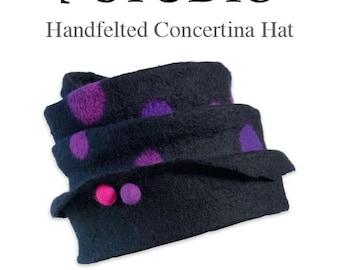 Concertina Hat Materials