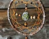 Troll Cross Dreamcatcher - Fantasy Folklore Magic