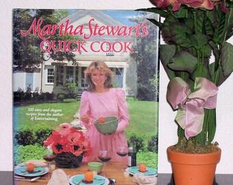 MARTHA STEWART'S Quick Cook 1983