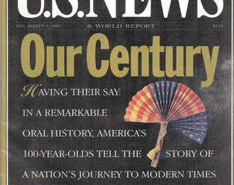Our Century US News & World Report August/September 1995