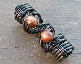 Dread Bead - For Men, Heatherfish Creations