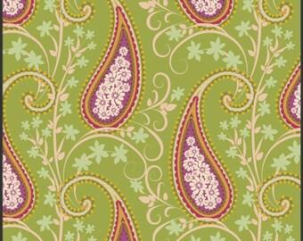 """SALE! 1 yard Rhapsody Day Bohemian Soul Art Gallery Fabrics- 44"""" wide"""