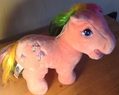 PARASOL  by My Little Pony 1984 Stuffed Animal