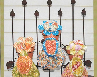 Pattern - The Abbey Bag Pincushion  and Scrap Bag Paper Sewing Pattern by Abbey Lane Quilts (ALQ113)