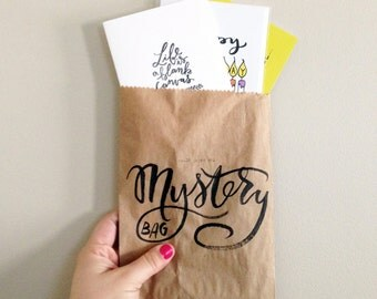 Mystery Bag of Goodies!