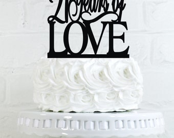 Happy 80th Birthday Cake Topper By Wyaledesigns On Etsy