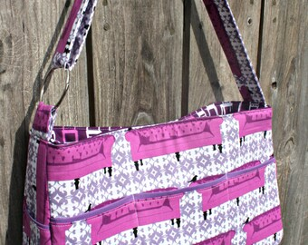 Velocity Girl Bag PDF Sewing Pattern