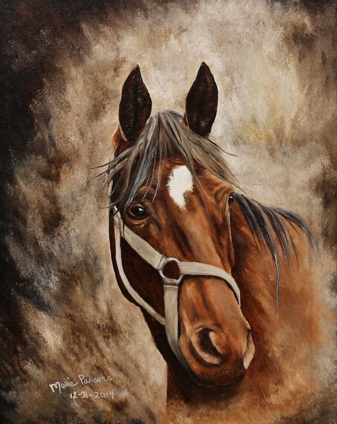 Animal Oil Painting Prints