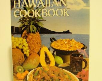 1981 Hawaiian Cookbook Roana and Gene Schindler Softcover