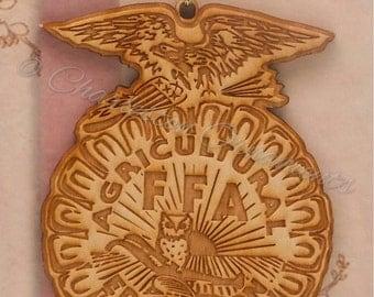 FFA Ornament - Future Farmers of America Ornament - FFA Ornaments - FFA Gifts - ffa gift - ffa decor