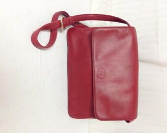 Giani Bernini Red Shoulder Bag 5