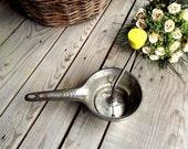 French Vintage Baby Blender - Mouli-Baby - Food Grinder - Vegetable Blender