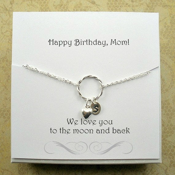 Birthday Gifts For Mom Personalized Mother Gift Mom Birthday