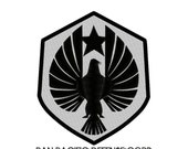 Pacific Rim Patch Pack - Embroidery Machine Design Files