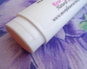 ROSE GERANIUM Natural Lip Balm, Natural Lip Balm, Natural Lip Butter, Lip Balm, Lip Butter, Beeswax Lip Balm, Organic Lip Balm