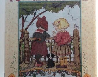 Mary Engelbreit Cross-Stitch Make a Wish book