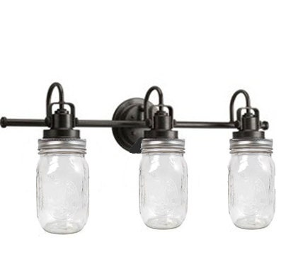 Bathroom Lighting Industrial Vanity Light By MuttonHollowCottage