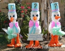 popular items for baby shower pinata on etsy