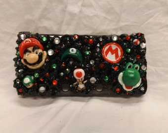 Super Mario Themed 3DS case