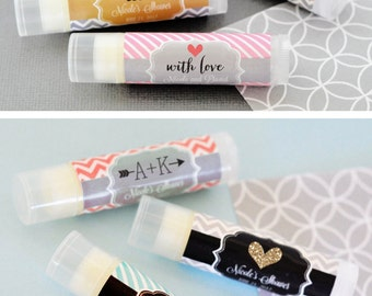 Cheap wedding favor etsy cheap wedding favors inexpensive wedding favors best wedding favors wedding lip balm favors unique wedding junglespirit Choice Image