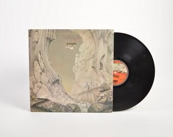 """YES - """"Relayer"""" vinyl record"""