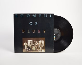 """ROOMFUL OF BLUES - """"Roomful of Blues"""" vinyl record"""