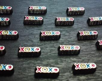 XOXO Floating Charm for Floating Lockets-Gift Idea