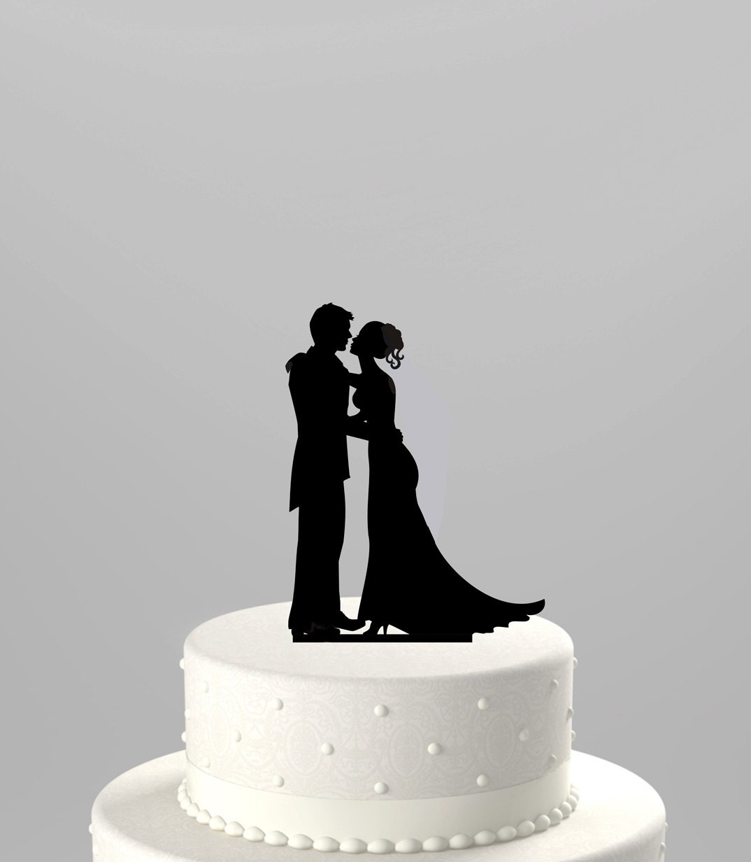 Cake Toppers Uk Next Day Delivery : FREE SHIPPING Ships Next Day Wedding Cake Topper
