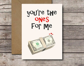 Printable Polyamory Valentine's Day Card / You're the ONES for Me / Polyamorous Card, Anniversary Card / Poly Greeting Card / JPG Download